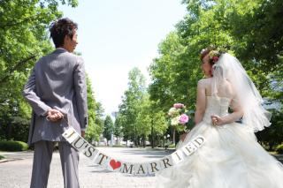 100155_山形_ロケーション(総合運動公園) ドレス&タキシード