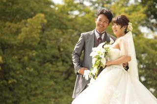 257013_山形_ロケーション(総合運動公園) ドレス&タキシード