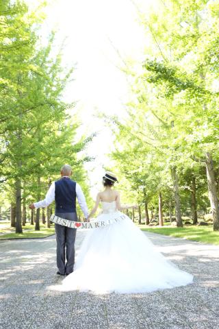 161701_山形_ロケーション(総合運動公園) ドレス&タキシード