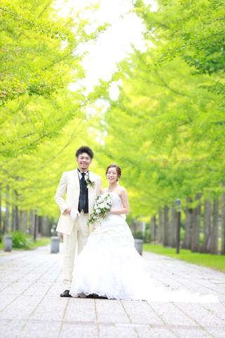 307178_山形_ロケーション(総合運動公園) ドレス&タキシード