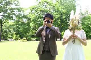161703_山形_ロケーション(総合運動公園) ドレス&タキシード