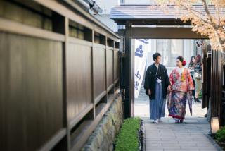 186873_神奈川_人力車 街並み散策