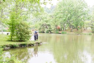 201144_長野_新緑 洋装 ロケーションフォト