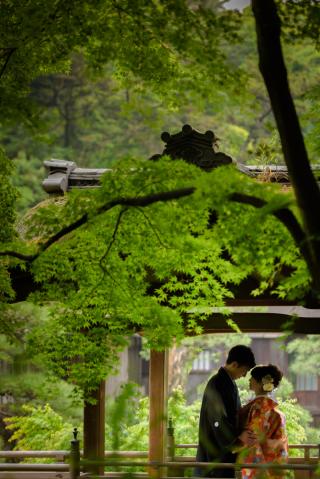 148502_神奈川_和装ロケーション【三渓園】