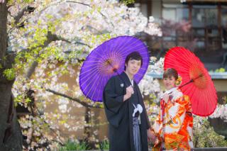 154258_京都_桜と梅の祇園