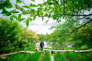 285074_兵庫_和装(日本庭園・お寺など)