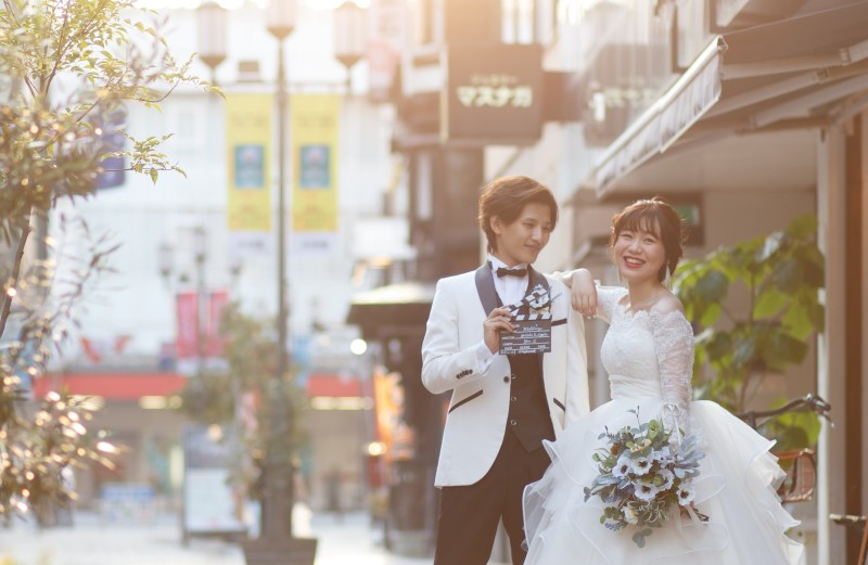 RES WEDDING 大分店_トップ画像2
