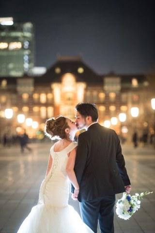【お好きな時間帯で撮影!】東京駅 洋装Day or Night プラン