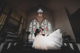 【憧れの大聖堂で叶える!】写真だけの結婚式:チャペルプラン