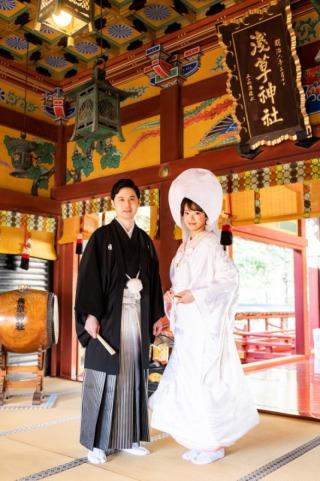 【写真で叶える結婚式!】永-tokoshie-結婚報告祭プラン
