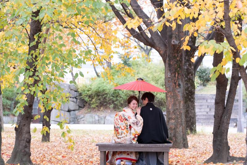 One PHOTOWEDDING OSAKA-JO_トップ画像2
