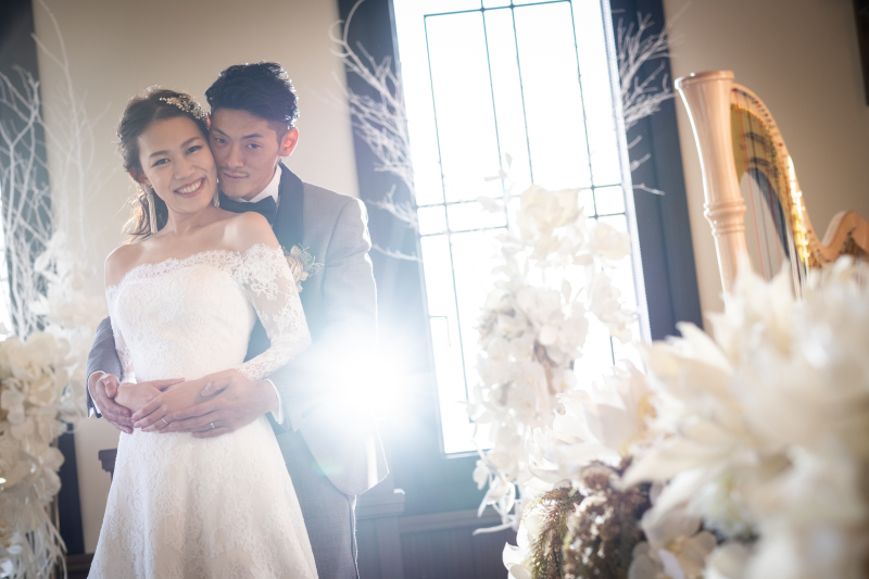One PHOTOWEDDING OSAKA-JO_トップ画像2