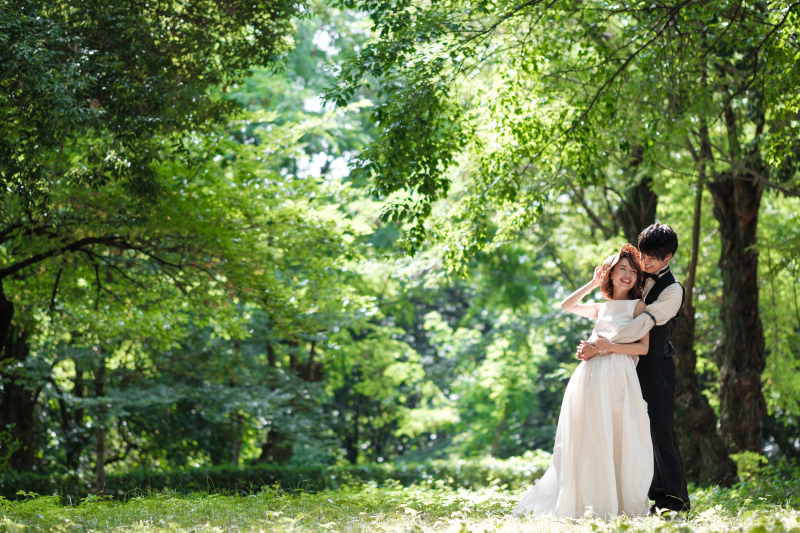 One PHOTOWEDDING OSAKA-JO_トップ画像3