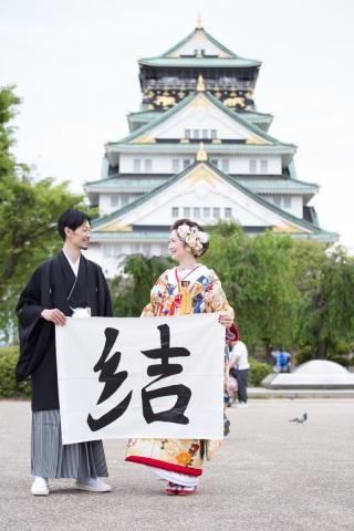160557_大阪_オススメ!大阪城撮影