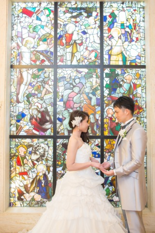 303452_静岡_ Stained glass photo1