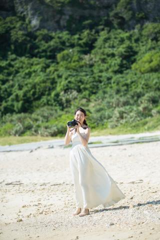249201_沖縄_road trip photo【スタジオから車で30分の離島】