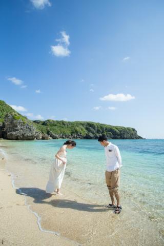 249209_沖縄_road trip photo【スタジオから車で30分の離島】