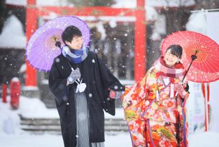 239423_北海道_【雪ロケフォト-冬winter】北海道ならではの幻想的な一枚を