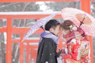 244889_北海道_【雪ロケフォト-冬winter】北海道ならではの幻想的な一枚を