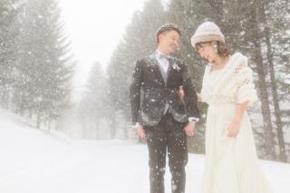 248154_北海道_【雪ロケフォト-冬winter】北海道ならではの幻想的な一枚を
