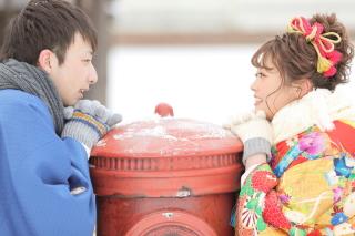 248162_北海道_【雪ロケフォト-冬winter】北海道ならではの幻想的な一枚を