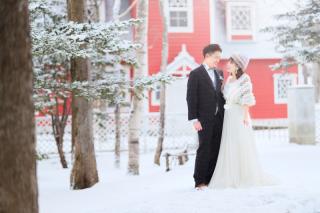248157_北海道_【雪ロケフォト-冬winter】北海道ならではの幻想的な一枚を