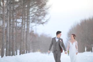 239424_北海道_【雪ロケフォト-冬winter】北海道ならではの幻想的な一枚を