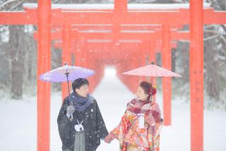 244890_北海道_【雪ロケフォト-冬winter】北海道ならではの幻想的な一枚を