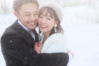 248156_北海道_【雪ロケフォト-冬winter】北海道ならではの幻想的な一枚を