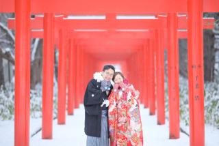 239419_北海道_【雪ロケフォト-冬winter】北海道ならではの幻想的な一枚を