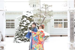 248161_北海道_【雪ロケフォト-冬winter】北海道ならではの幻想的な一枚を