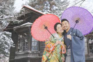 248159_北海道_【雪ロケフォト-冬winter】北海道ならではの幻想的な一枚を