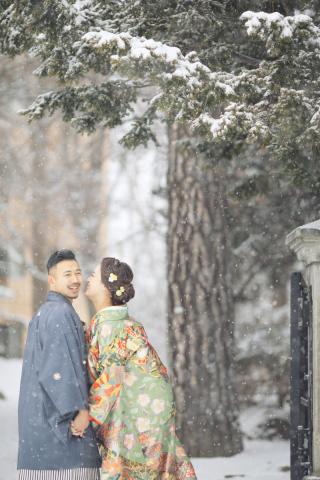 248160_北海道_【雪ロケフォト-冬winter】北海道ならではの幻想的な一枚を