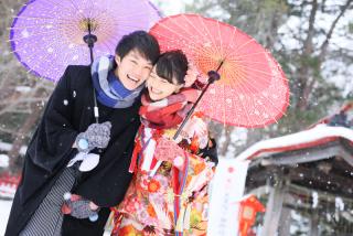 239416_北海道_【雪ロケフォト-冬winter】北海道ならではの幻想的な一枚を