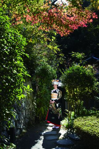 205029_福岡_和装撮影シーン