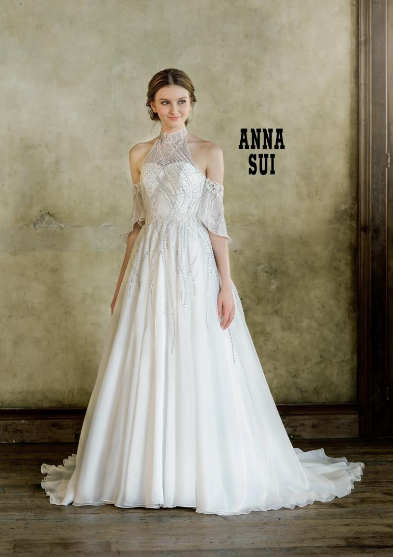 112c2a0724349 ANNA SUI weddingdress2(10129)|衣装・ドレス|ブライダルアトリエラ ...