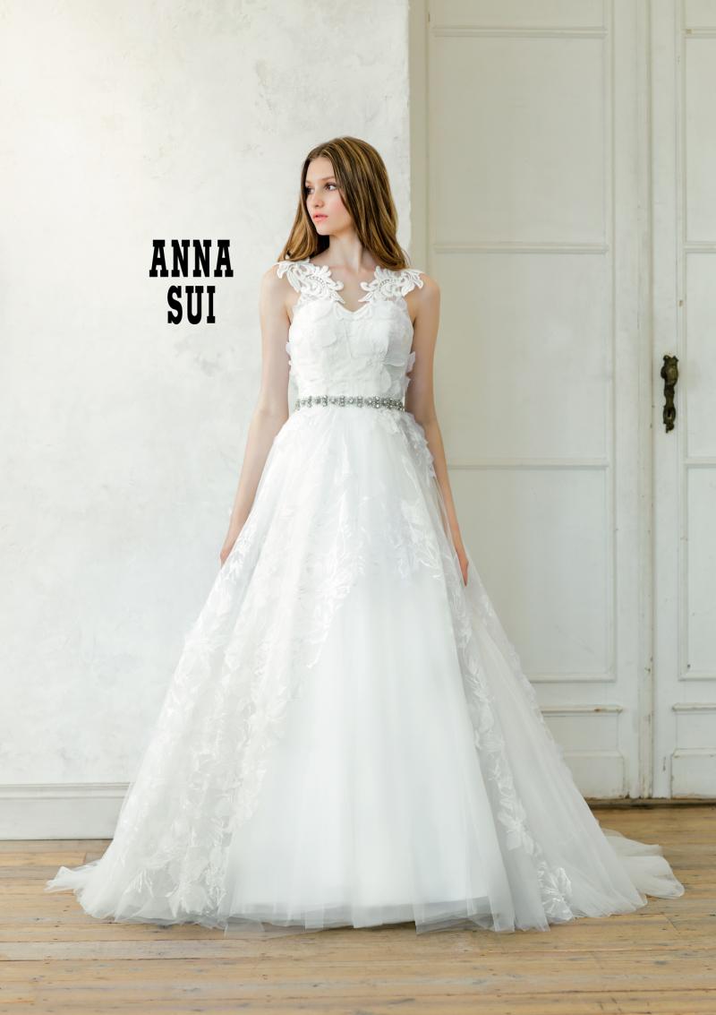 97f3381ca2c62 ANNA SUI weddingdress1(10128)|衣装・ドレス|ブライダルアトリエラ ...