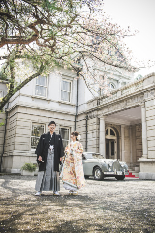 166044_東京_和装 庭園撮影
