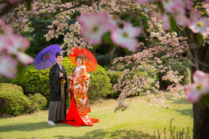 Wedding Garden アンジュール 四季彩の庭_トップ画像1