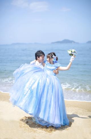 172633_愛媛_瀬戸内の海ロケ最高!ビーチフォト1
