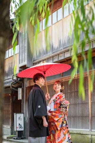 363794_石川_ひがし茶屋街ロケーション撮影