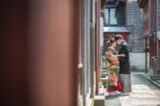 363792_石川_ひがし茶屋街ロケーション撮影