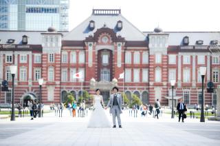 199058_東京_東京駅、丸の内
