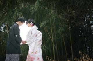 246603_群馬_和装で桜ロケーション