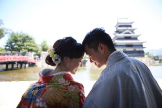 181377_長野_和装×桜