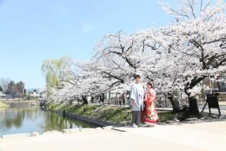 192519_長野_和装×桜