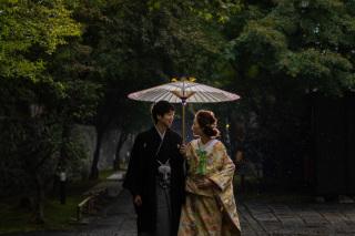 310387_京都_<和装フォト>邸宅&庭園 --紫水苑--