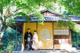 335551_京都_<和装フォト>邸宅&庭園 --紫水苑--