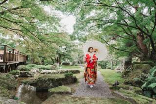 310392_京都_<和装フォト>邸宅&庭園 --紫水苑--