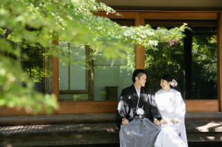 316103_京都_<和装フォト>邸宅&庭園 --紫水苑--